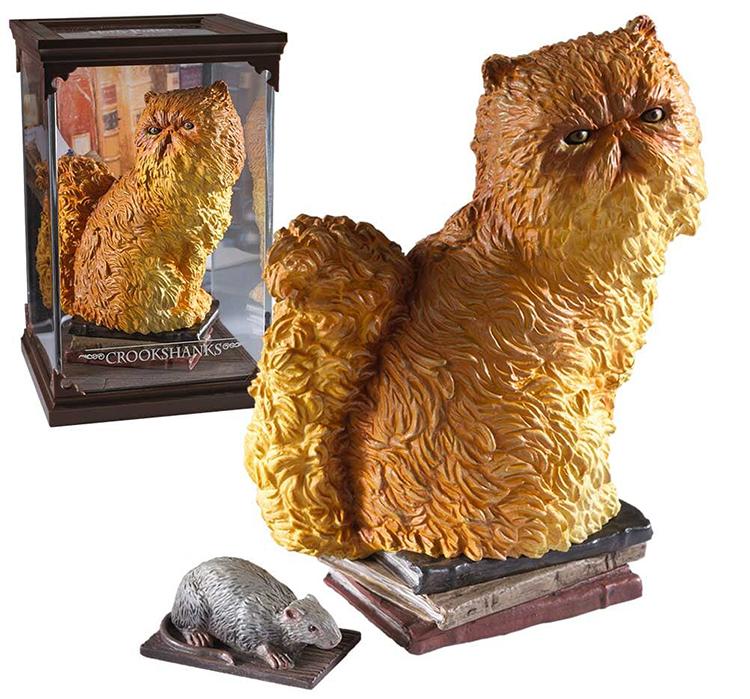 Фигурка Harry Potter: Crookshanks Magical Creatures (18 см) фигурка harry potter fawkes the phoenix magical creatures 18 5 см