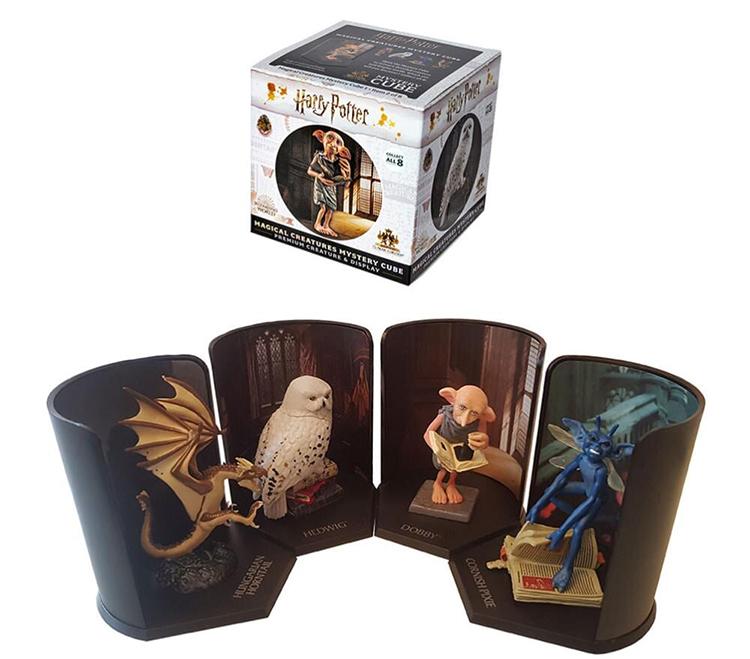 Фигурка Harry Potter: Magical Creatures – Mystery Cube Series 1 (1 шт. ассортименте) фигурка harry potter fawkes the phoenix magical creatures 18 5 см
