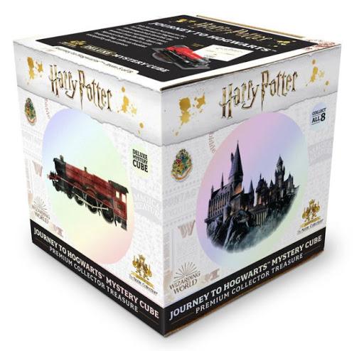 Фигурка Harry Potter: Journey To Hogwarts – Mystery Cube (1 шт. в ассортименте)