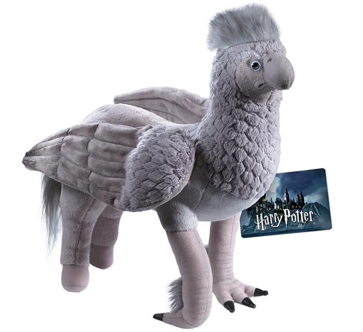 Мягкая игрушка Harry Potter: Buckbeak мягкая игрушка harry potter crookshanks
