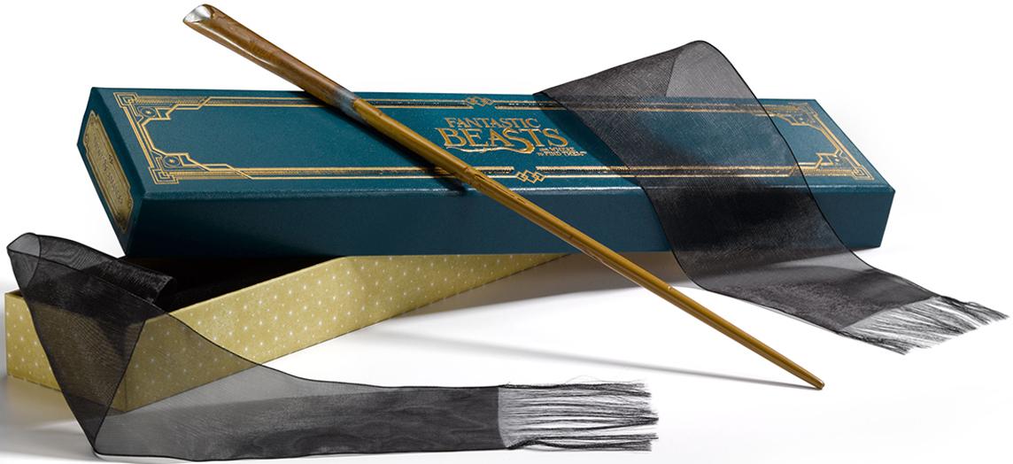 Фото - Волшебная палочка Ньюта Саламандера магический блокнот гарри поттер фантастические твари и где они обитают