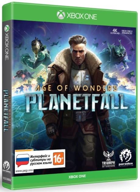 Age of Wonders: Planetfall. Издание первого дня [Xbox One]