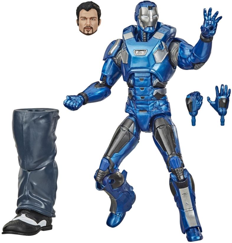 Фигурка Marvel: Avengers – Iron Man Atmosphere Armor GamerVerse (15 см)