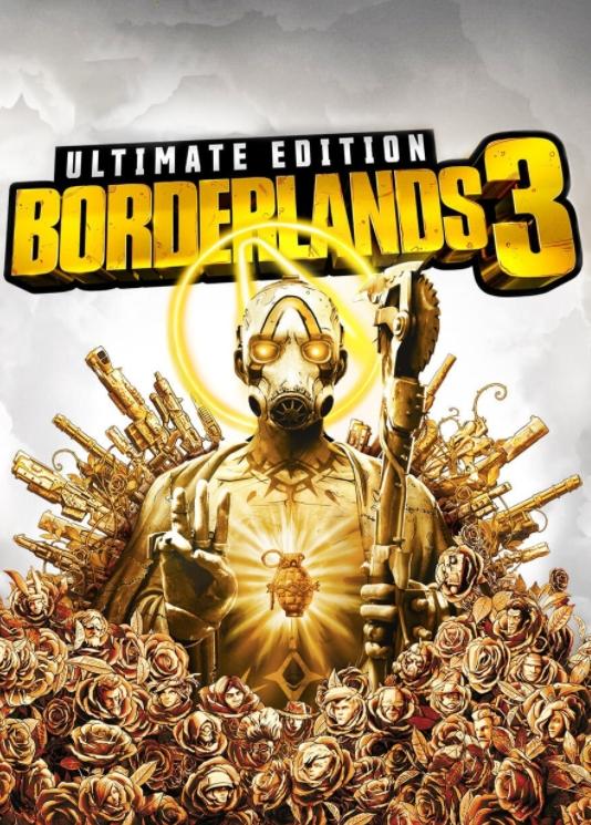 Borderlands 3. Ultimate Edition (Steam-версия) [PC, Цифровая версия] (Цифровая версия) borderlands 2 game of the year edition [pc цифровая версия] цифровая версия