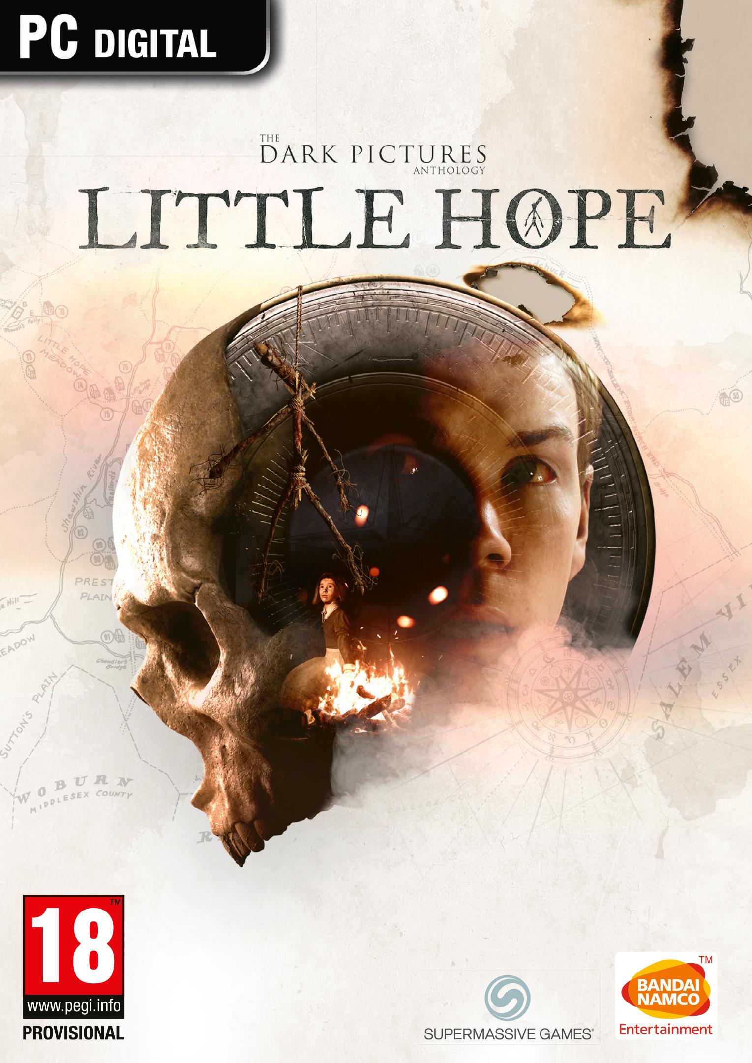 The Dark Pictures Anthology: Little Hope [PC, Цифровая версия] (Цифровая версия) anthology