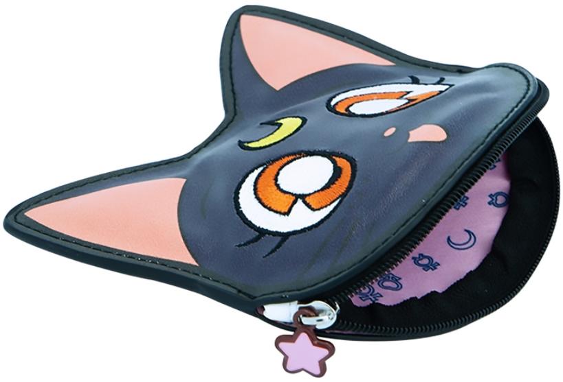 Кошелек Sailor Moon: Luna & Artemis Coin Purse