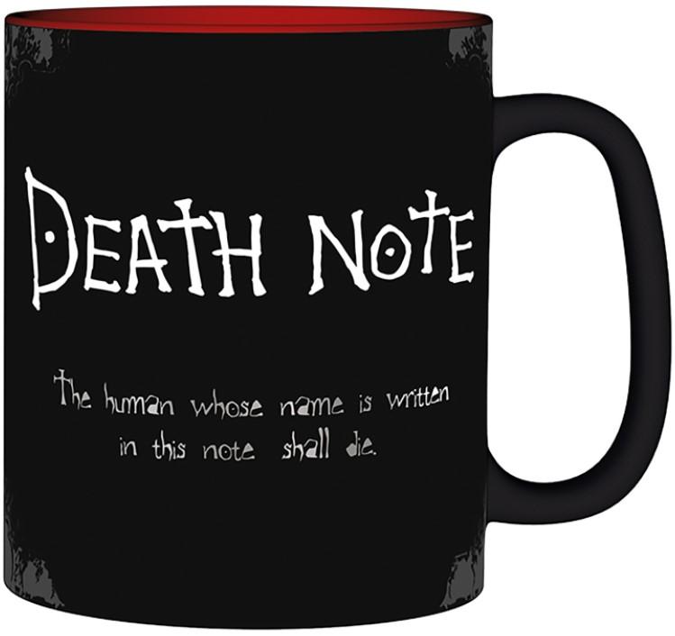 Фото - Кружка Death Note: Death Note (460 мл.) ljudmila pawlitschenko lady death