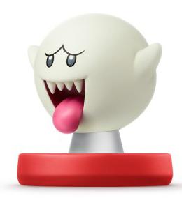 Super Mario: Интерактивная фигурка amiibo – Бу