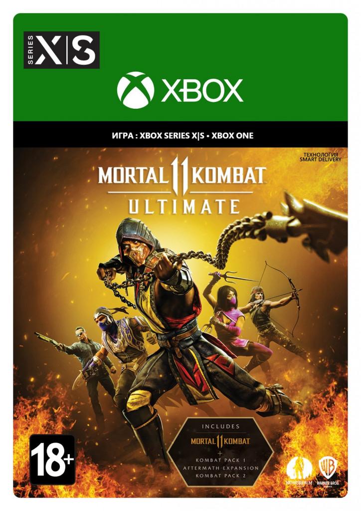 Mortal Kombat 11: Ultimate [Xbox, Цифровая версия] (Цифровая версия)