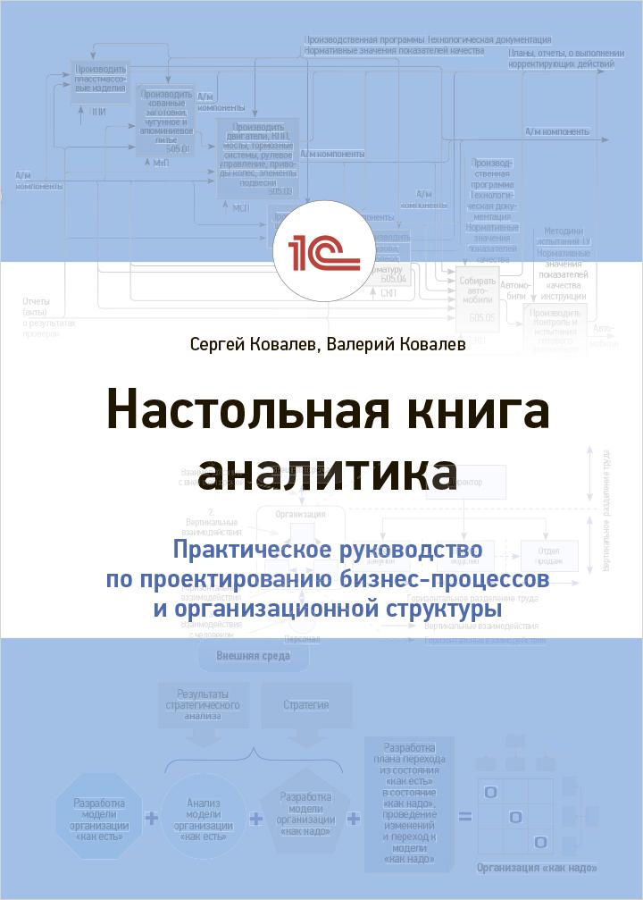 Сергей Ковалев, Валерий Ковалев Практическое руководство по проектированию бизнес-процессов и организационной структуры