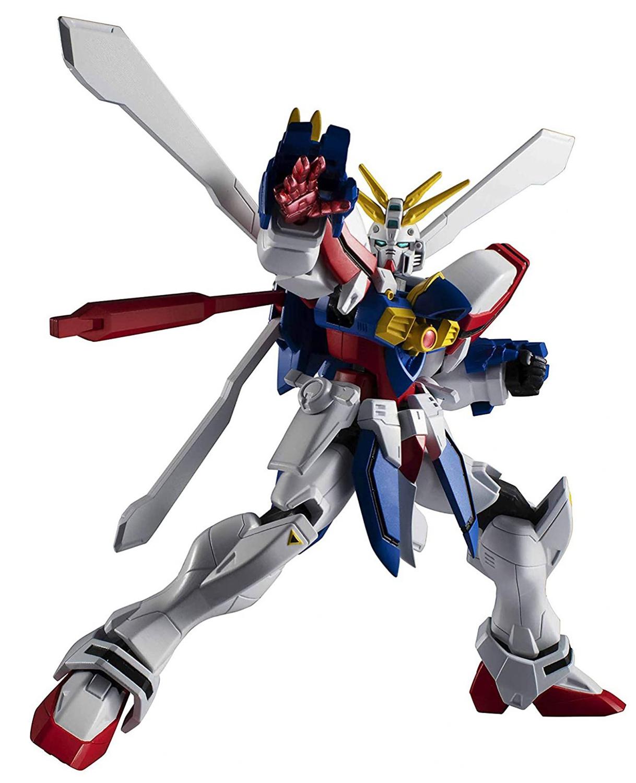 Фигурка Gundam Universe: GF13-017NJ II God Gundam (15 см)