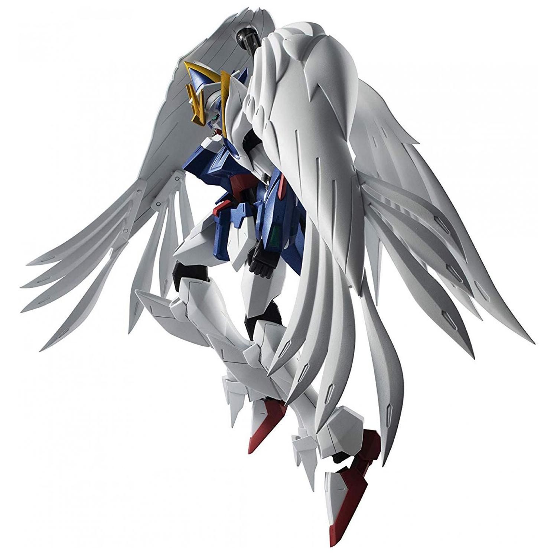 Фигурка Gundam Universe: XXXG-00W0 Wing Gundam Zero (EW) (15 см)