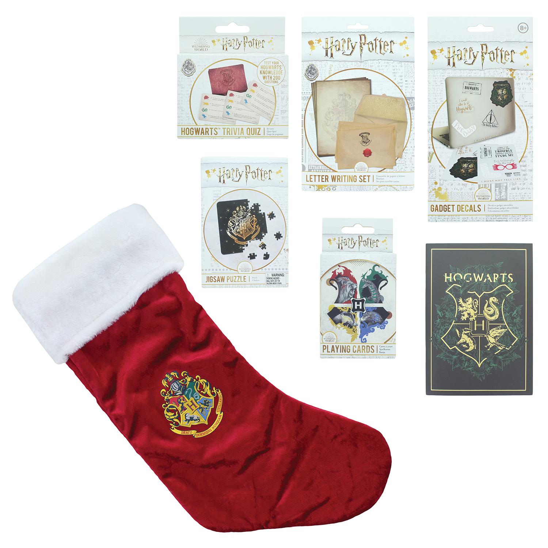 Фото - Подарочный набор Harry Potter: Christmas Stocking магический блокнот гарри поттер фантастические твари и где они обитают