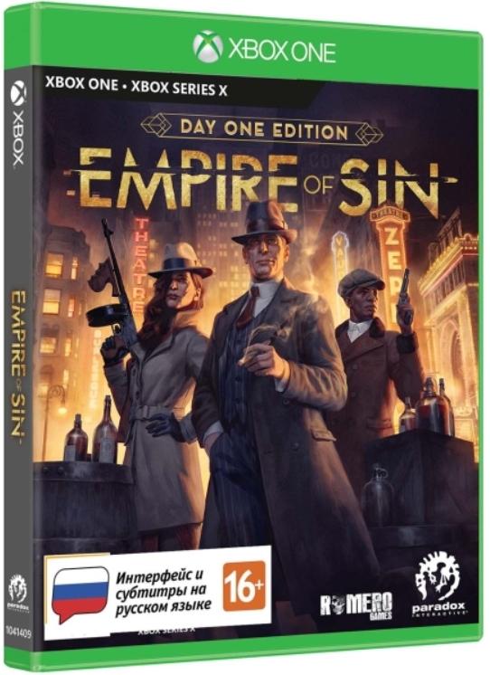 Empire of Sin. Издание первого дня [Xbox One]