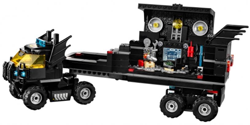 Конструктор LEGO Super Heroes: Мобильная база Бэтмена