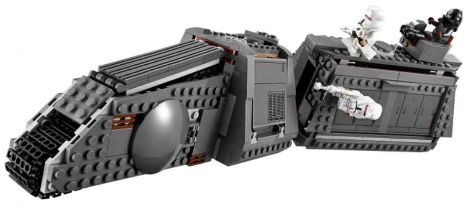 Конструктор LEGO Star Wars: Имперский транспорт ландерс э star wars приключения хана соло