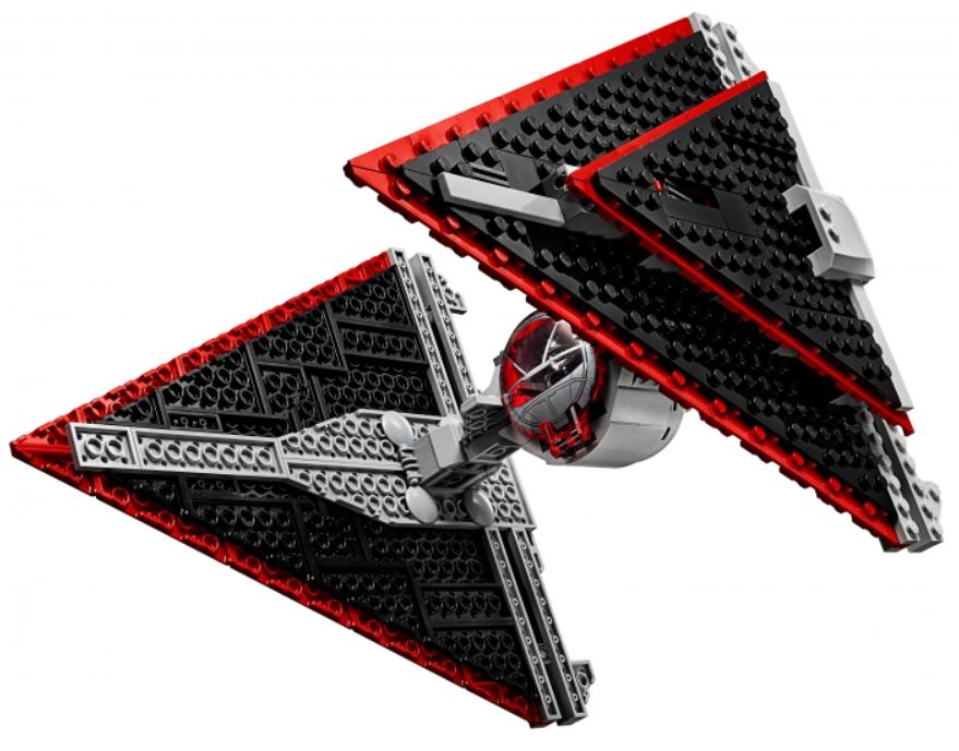 Фото - Конструктор LEGO Star Wars: Истребитель СИД ситхов lego star wars книга идей