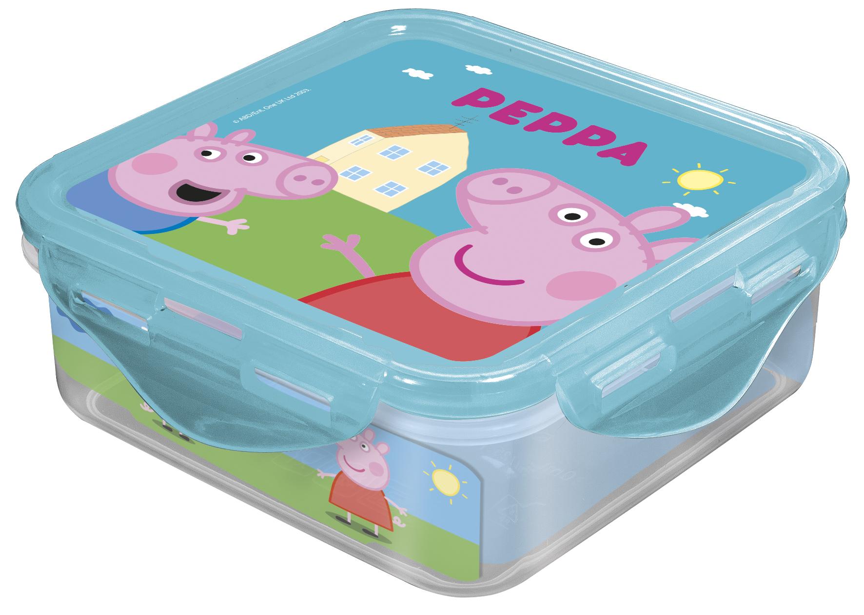 Контейнер для продуктов Свинка Пеппа (500 мл.)