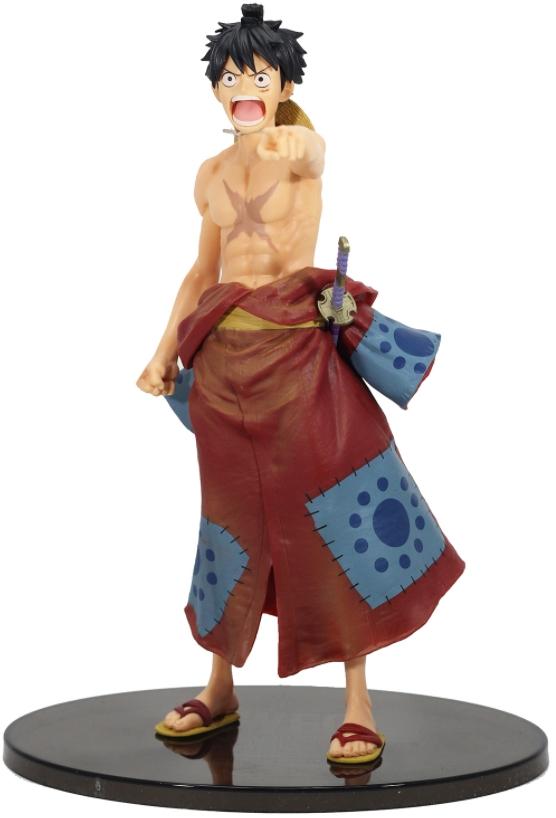 Фигурка One Piece: Monkey D. Luffy Special BWFC (15 см)