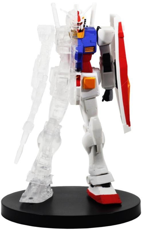 Фигурка Mobile Suit Gundam: Internal Structure RX-78-2 Gundam Weapon Ver. A (14 см)