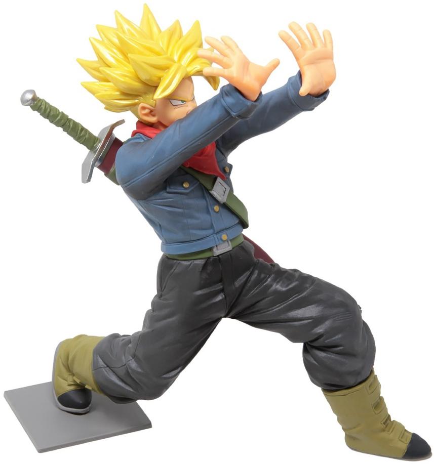 Фигурка Dragon Ball: Super Saiyan Future Trunks Galick Gun (12 см)