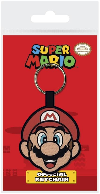 Брелок Super Mario: Face