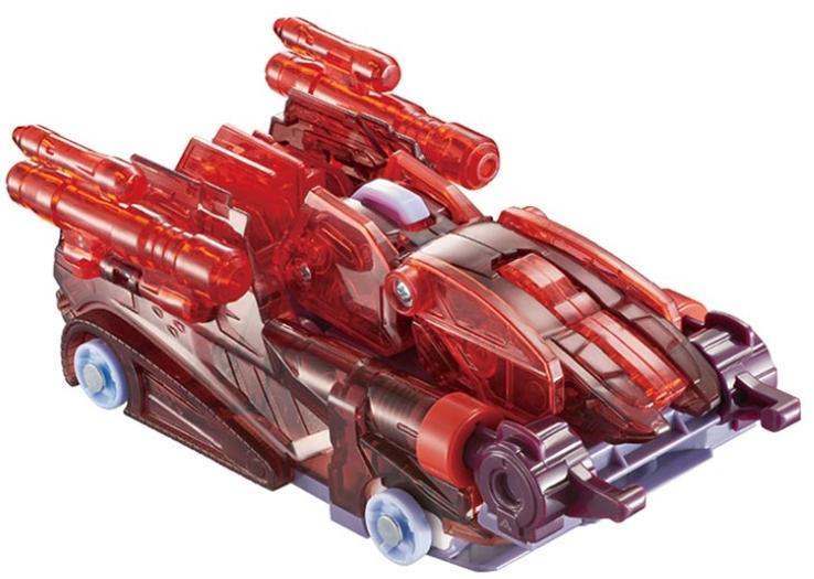 Машинка-трансформер Screechers Wild: Церберус (2 в 1) трансформер росмэн дикие скричеры турбо скричер 2 в 1 церберус 37761 красный
