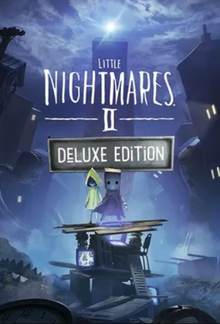 Фото - Little Nightmares II. Deluxe Edition [PC, Цифровая версия] (Цифровая версия) cd led zeppelin ii deluxe edition