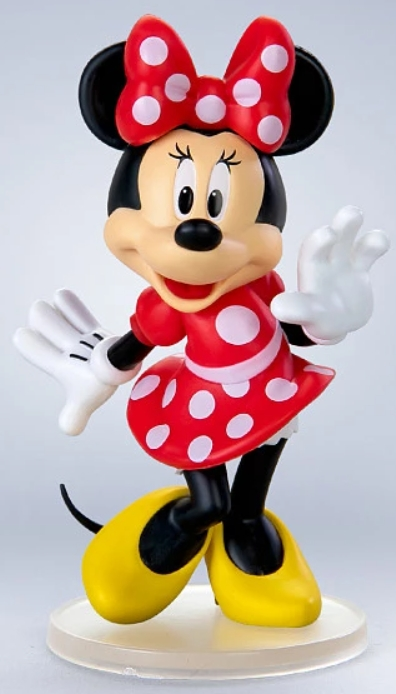 Фото - Фигурка Disney: Минни Маус (8 см) disney игрушка минни
