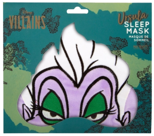 ursula conzen свитер Маска для сна Disney: Villains – Ursula