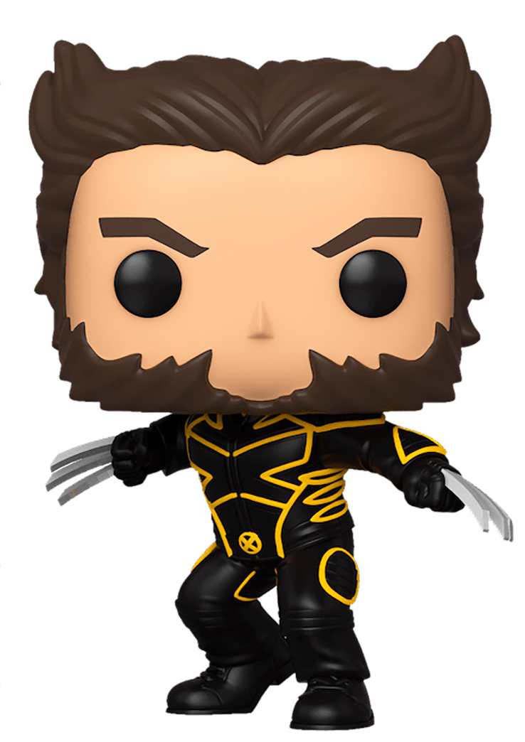 Фигурка Funko POP: Marvel – Wolverine In Jacket Bobble-Head (9,5 см)