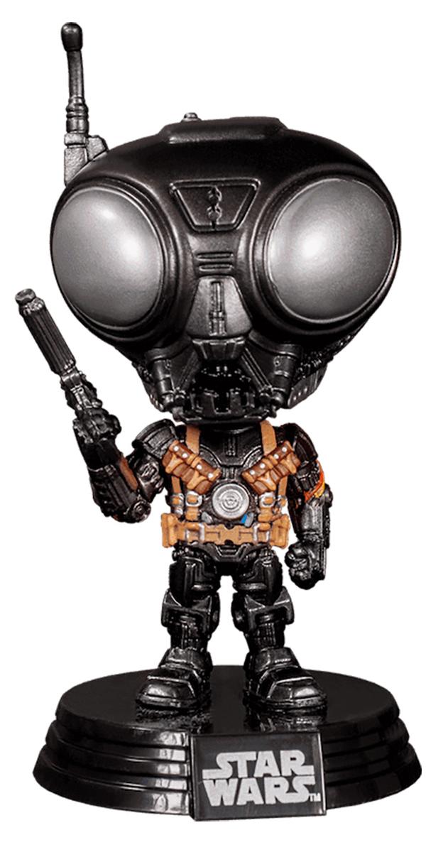 Фигурка Funko POP: Star Wars The Mandalorian – Q9-0 Bobble-Head (9,5 см) недорого