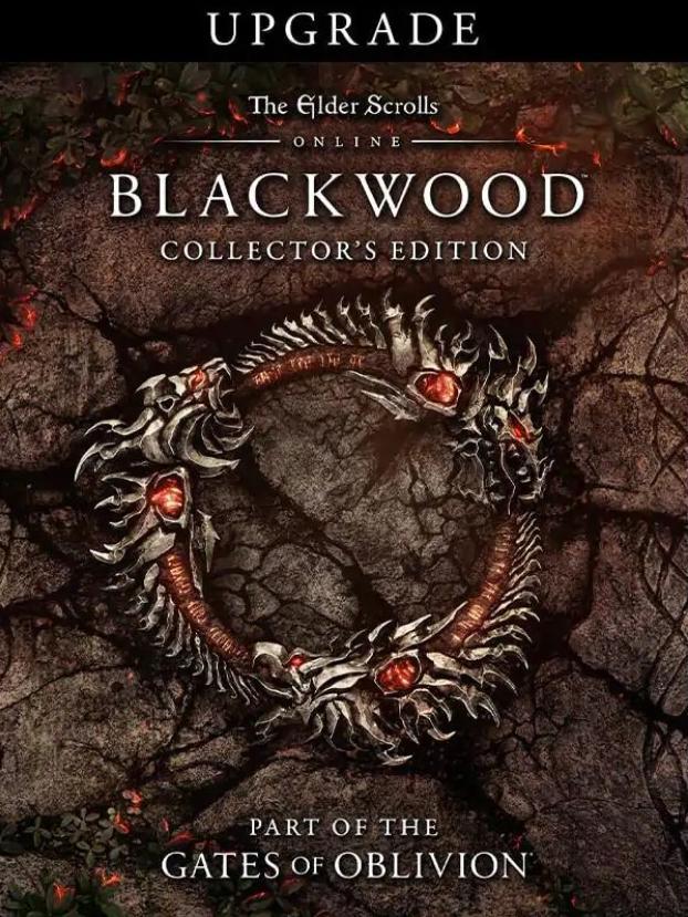 Фото - The Elder Scrolls Online: Blackwood. Digital Collector's Edition Upgrade. Дополнение (Steam-версия) [PC, Цифровая версия] (Цифровая версия) the elder scrolls online morrowind upgrade дополнение [ps4 цифровая версия] цифровая версия