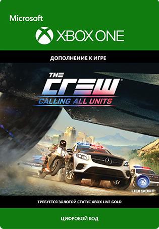 Фото - The Crew: Calling All Units. Дополнение [Xbox One, Цифровая версия] (Цифровая версия) agatha christie the abc murders [pc цифровая версия] цифровая версия