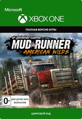 Spintires: MudRunner: American Wilds Edition [Xbox One, Цифровая версия] (Цифровая версия)