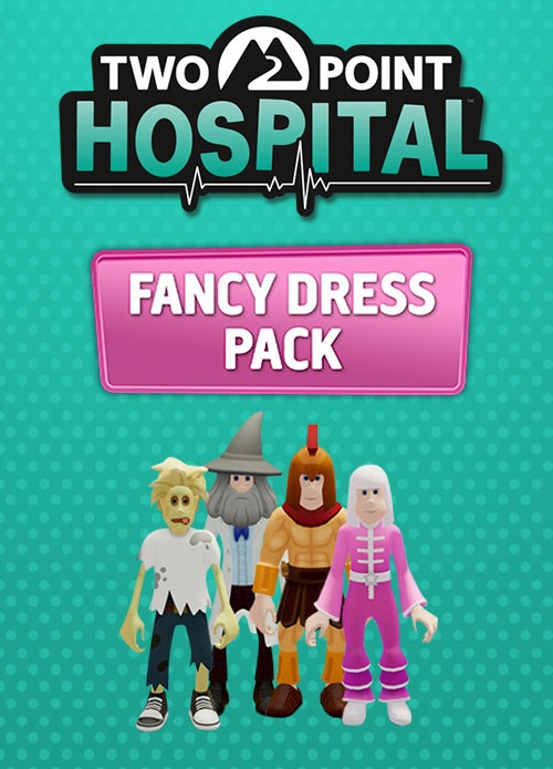 Two Point Hospital. The Fancy Dress Pack. Дополнение [PC, Цифровая версия] (Цифровая версия)