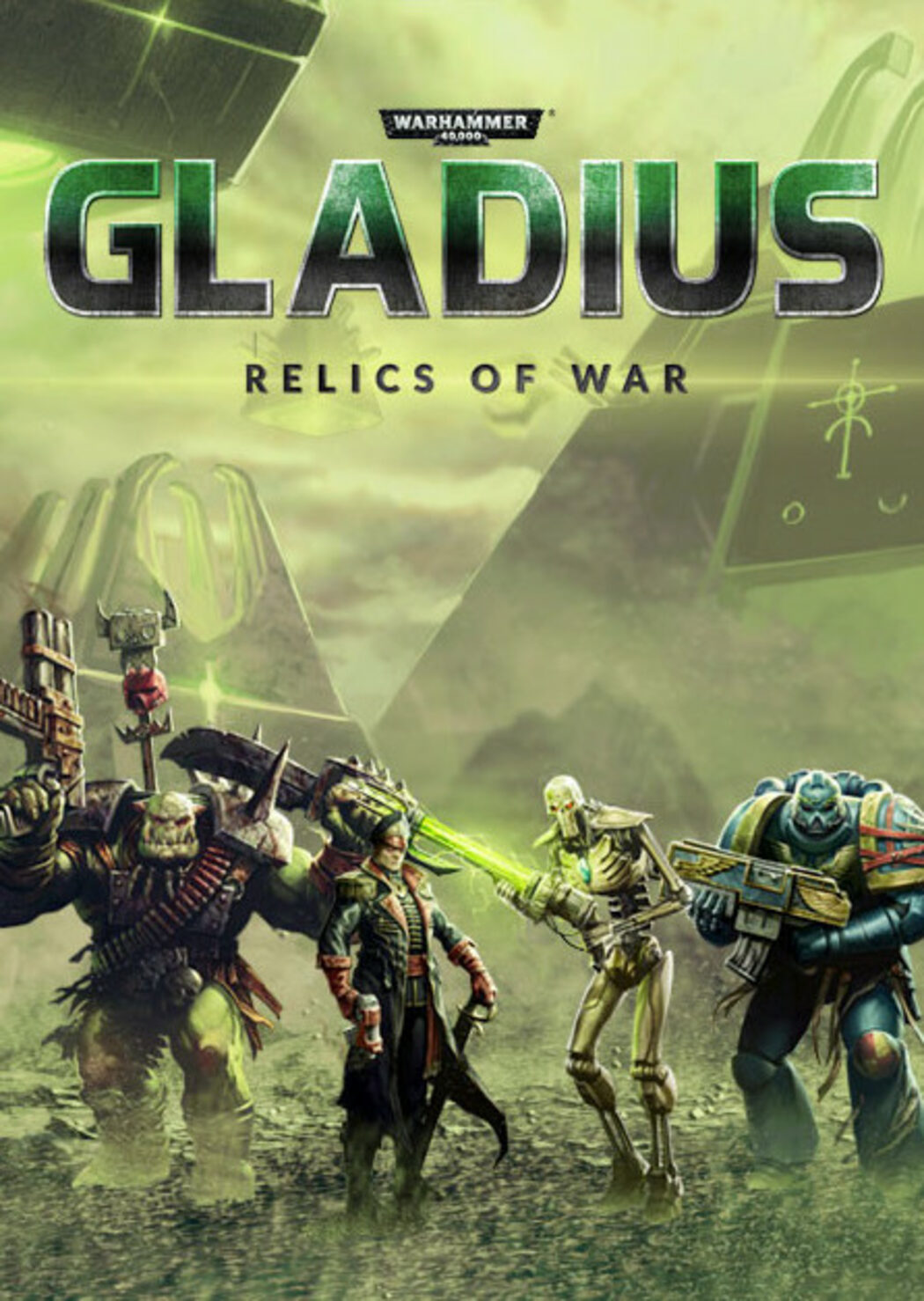 Warhammer 40,000: Gladius – Relics of War [PC, Цифровая версия] (Цифровая версия)