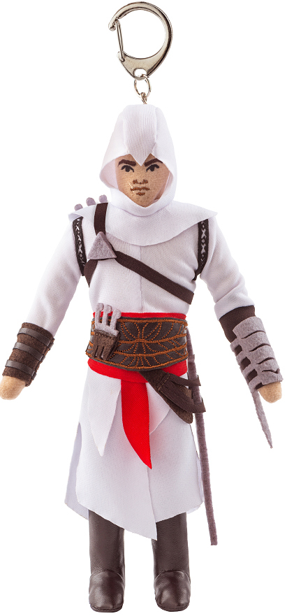 Мягкая игрушка Assassin's Creed: Altair Ibn-La'Ahad (с карабином)