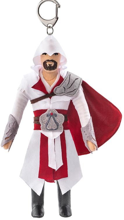 Мягкая игрушка Assassin's Creed: Ezio Auditore (с карабином)