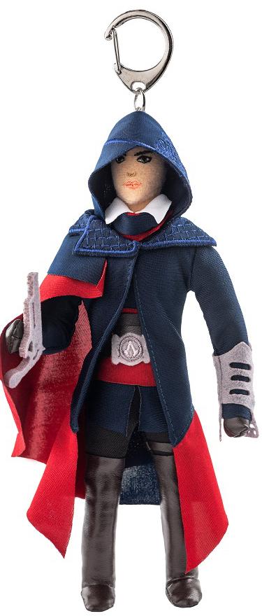 Мягкая игрушка Assassin's Creed: Evie Frye (с карабином)
