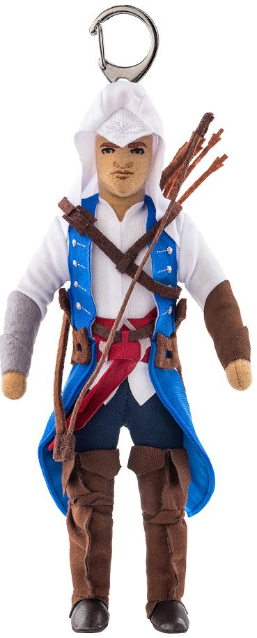 Мягкая игрушка Assassin's Creed: Ratonhnhake ton (с карабином)