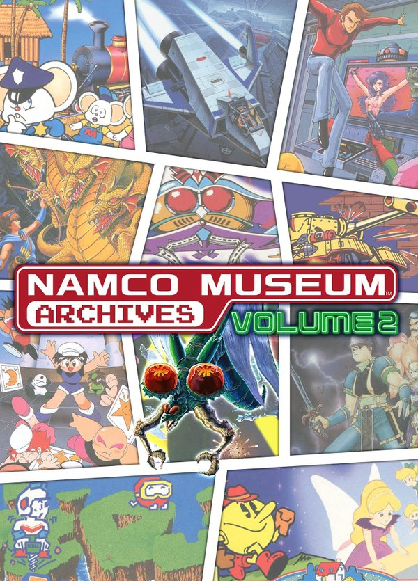 Namco Museum Archives Volume 2 [PC, Цифровая версия] (Цифровая версия)