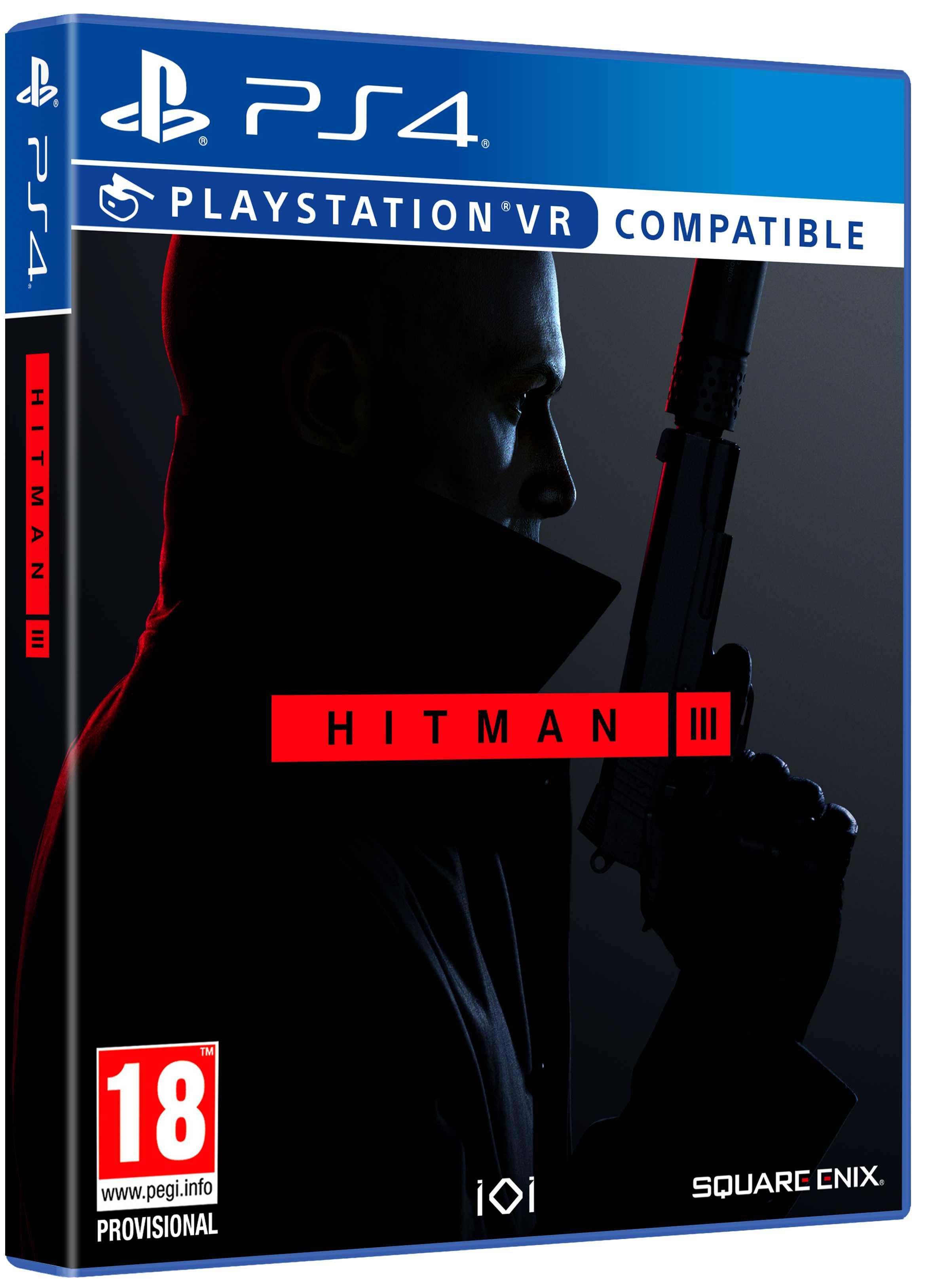 Hitman 3 (поддержка PS VR) [PS4]
