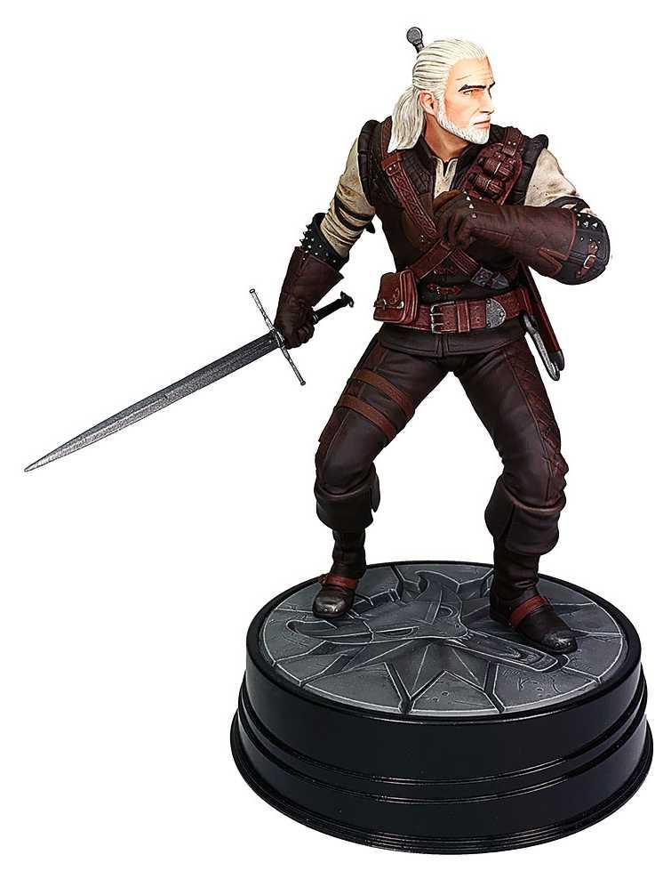 Фигурка The Witcher 3: Wild Hunt – Geralt Manticore (25 см)