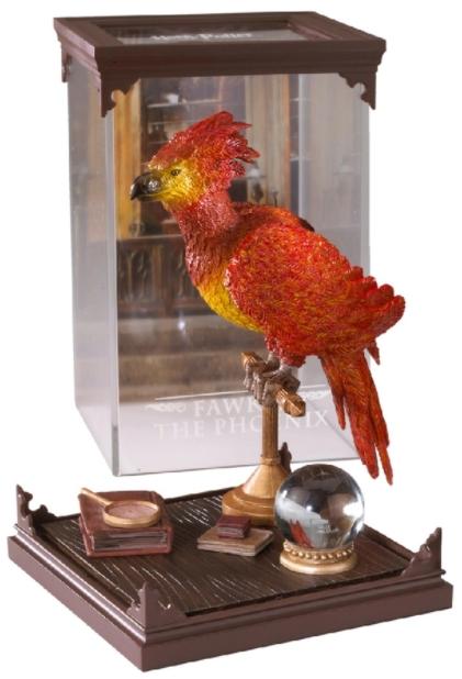 Фигурка Harry Potter: Fawkes The Phoenix Magical Creatures (18,5 см) фигурка harry potter fawkes the phoenix magical creatures 18 5 см