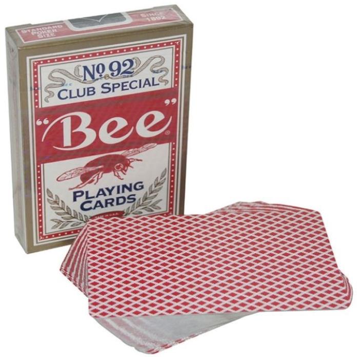 Карты игральные Bee Club Special