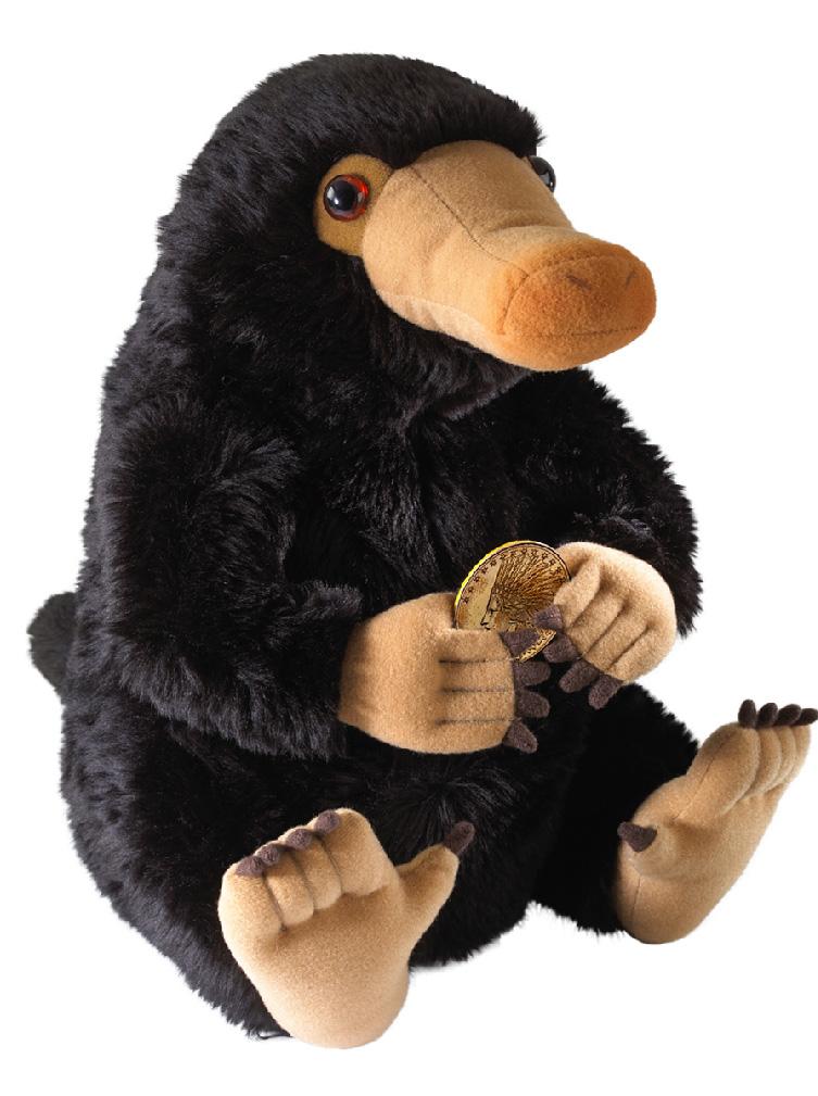 Мягкая игрушка Фантастические твари Нюхлер (большая) (33 см)