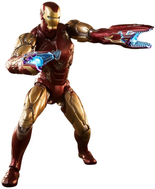 Фигурка Avengers Endgame:: Iron Man Mark 85 – I am Edition S.H.Figuarts (16 см)