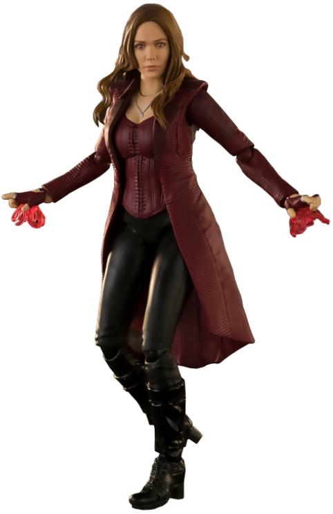 endgame Фигурка Avengers Endgame: Scarlet Witch S.H.Figuarts (15 см)