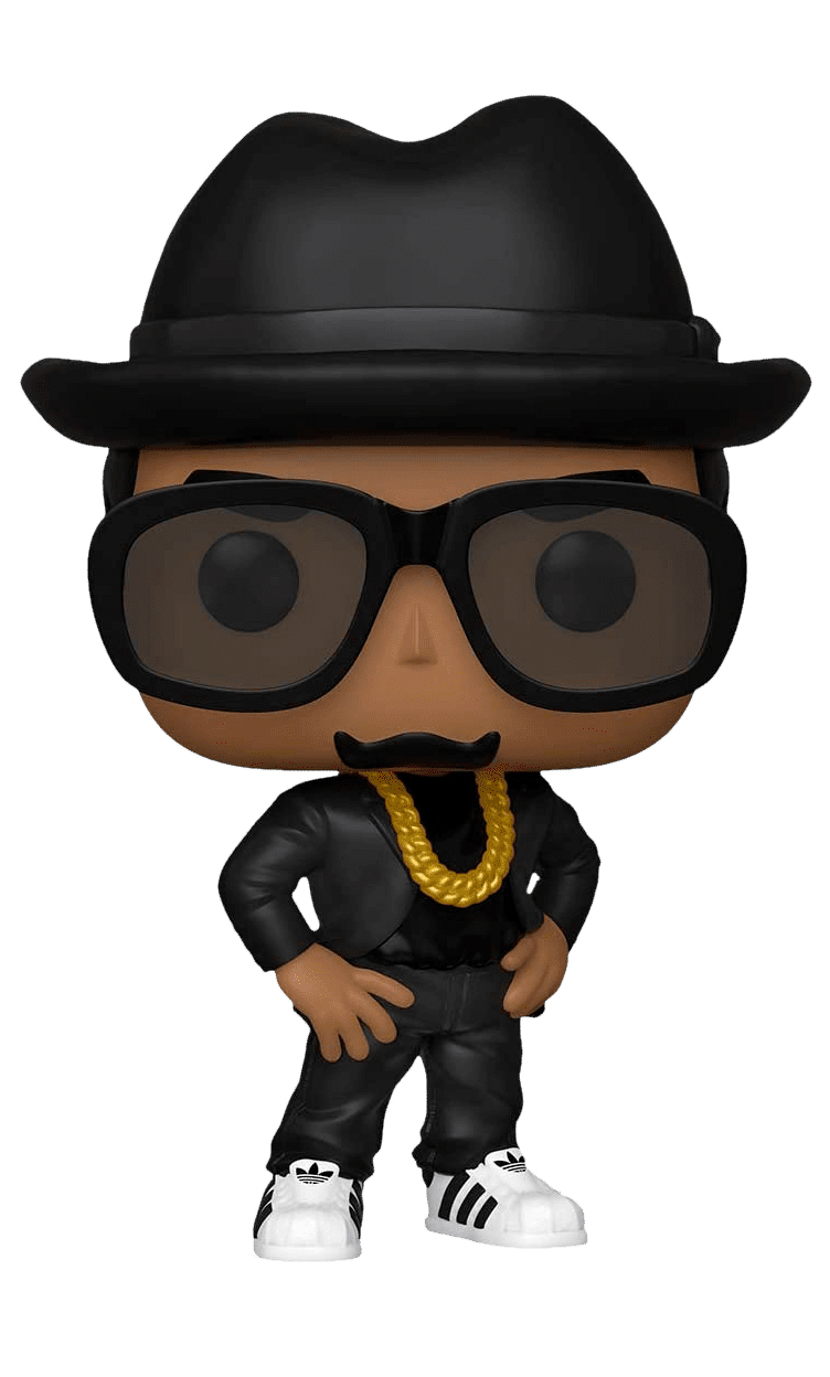 Фигурка Funko POP Rocks: Run-DMC – DMC (9,5 см) недорого